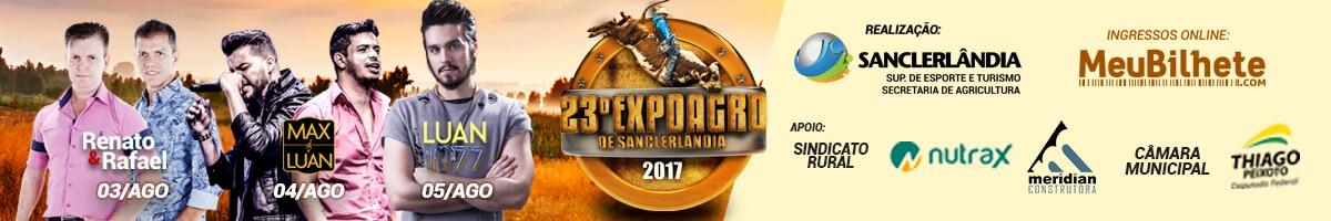 Festa sanclerlandia (quer um site, acesse agenciacastelo.com)